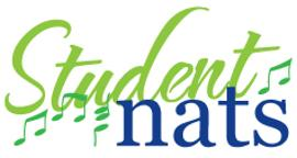 Student Natl Assn of Teachers of Singing SNATS logo