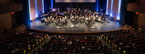 Wind Ensemble Bicknell Stage 2019