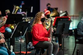 Bass Clarinet in Wind Ensemble